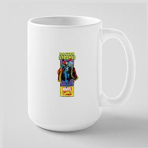 Doctor Strange Masthead Large Mug