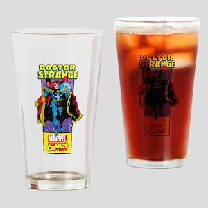Doctor Strange Masthead Drinking Glass