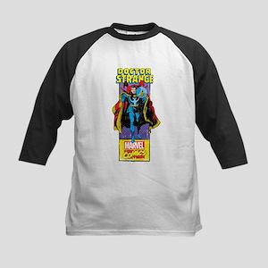 Doctor Strange Masthead Kids Baseball Jersey