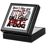 1-800-GET-A-DOG Keepsake Box