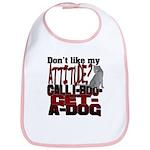 1-800-GET-A-DOG Bib