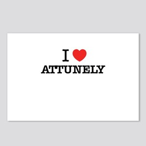 I Love ATTUNELY Postcards (Package of 8)