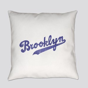 Throwback Brooklyn Everyday Pillow