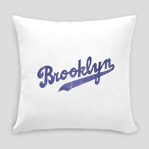 Throwback Brooklyn Everyday Pillow