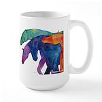 Rainbow Four Mugs