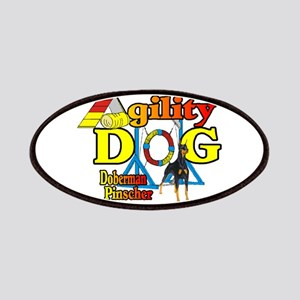 Doberman Agility Patch