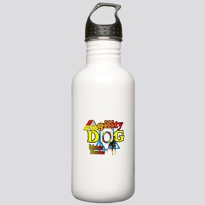 Doberman Agility Stainless Water Bottle 1.0L