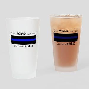 Hero Drinking Glass