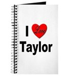 I Love Taylor Journal