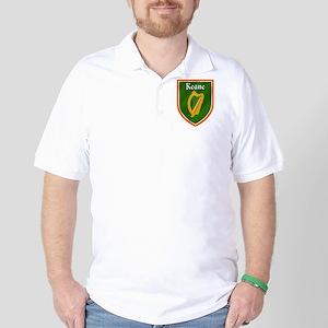 Keane Family Crest Golf Shirt