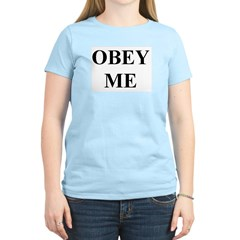 Mom's OBEY ME T-Shirt