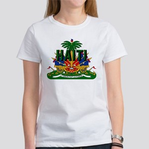 Haitian Coat of Arms Women's T-Shirt