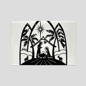 Nativity Magnets