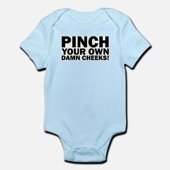 Pinch your own! Infant Creeper