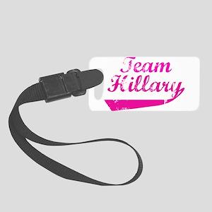teamhillary2 Luggage Tag