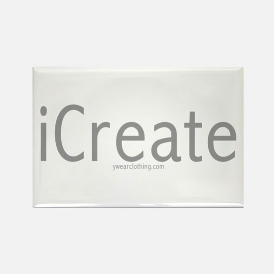 iCreate Rectangle Magnet
