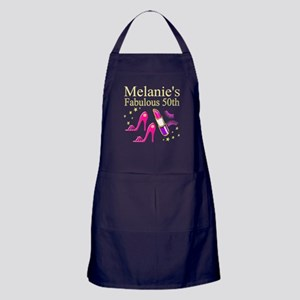50TH DIVA Apron (dark)