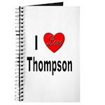 I Love Thompson Journal
