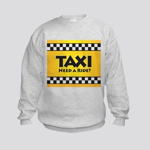 Taxi Kids Sweatshirt