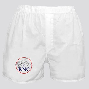 the RNC, dinosaurs Boxer Shorts