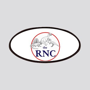 the RNC, dinosaurs Patch