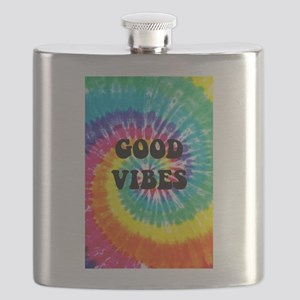 Good Vibes Flask