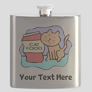 Cat Food (Custom) Flask