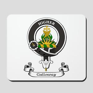Badge - Galloway Mousepad