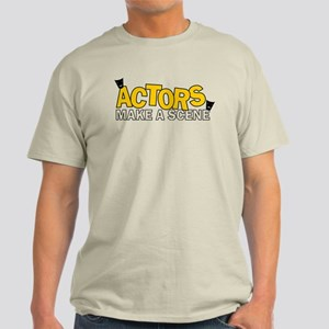 Actors Make A Scene - Men's T-Shirt
