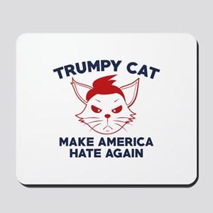 Trumpy Cat Mousepad