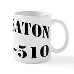 USS EATON Mug