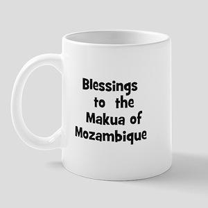 Blessings  to  the  Makua of  Mug