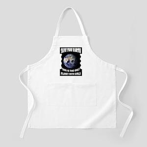 SAVE EARTH Light Apron