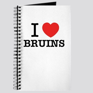 I Love BRUINS Journal