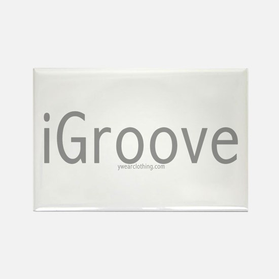 iGroove Rectangle Magnet