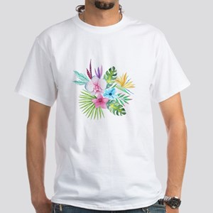 Watercolor Tropical Bouquet 3 T-Shirt