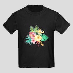 Watercolor Tropical Bouquet 6 T-Shirt