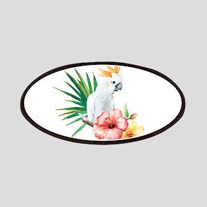 Tropical Cockatoo Patch