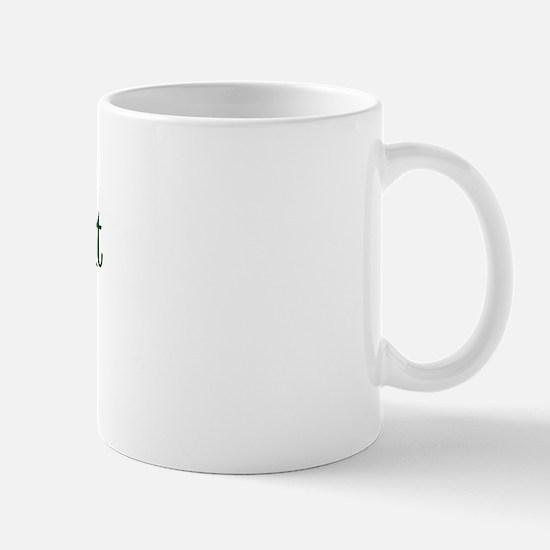 Ask Me About Mia Mug