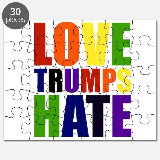 Love Trumps Hate Puzzle
