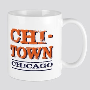 CHICAGO CHI TOWN Mugs