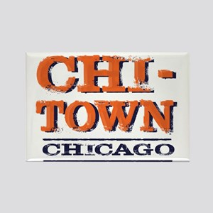 CHICAGO CHI TOWN Magnets