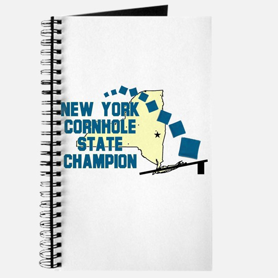 New York Cornhole State Champ Journal