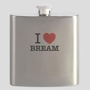 I Love BREAM Flask