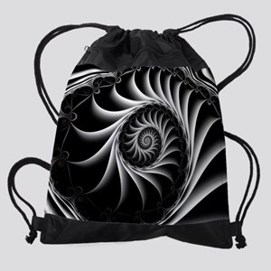 Turbine Drawstring Bag