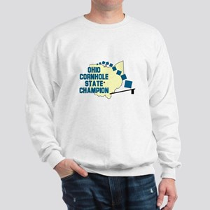 Ohio Cornhole State Champion Sweatshirt