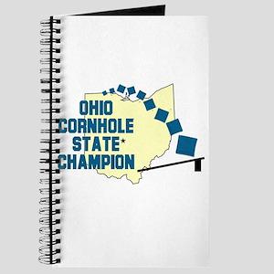 Ohio Cornhole State Champion Journal