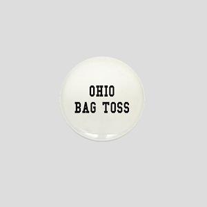 Ohio Bag Toss Mini Button