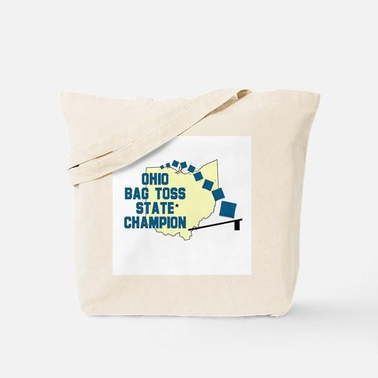 Ohio Bag Toss State Champion Tote Bag