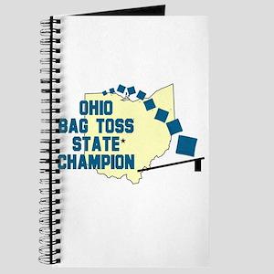 Ohio Bag Toss State Champion Journal